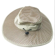 Load image into Gallery viewer, Arctic Hat | Evaporative Cooling Hat With UV Protection- Brimmed Hat