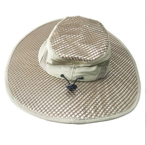 Arctic Hat | Evaporative Cooling Hat With UV Protection- Brimmed Hat