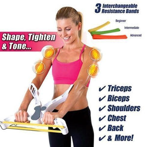 Arm Strength Brawn Training Device | Arms Exerciser- [variant_title]