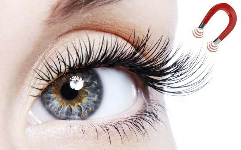 Magnet Lashes | 2 Pairs | Magnetic False Eyelashes- 2 Pairs