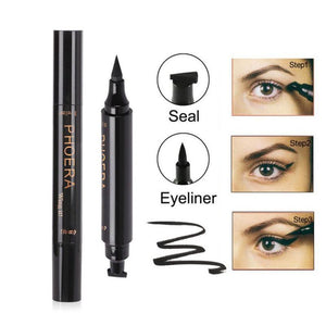 Set of 2 Eyeliners + Wing Stamp (Combodeal: Thick & Thin stamp)- [variant_title]
