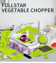 Load image into Gallery viewer, Kitchen accessory Mandoline Slicer knife Food Choper Vegetable Cutter Peeler, Slicer,Grater kitchen tool with 7 Dicing Blades- [variant_title]