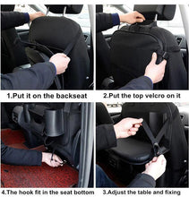 Load image into Gallery viewer, Foldable Car Backseat Organizer- [variant_title]