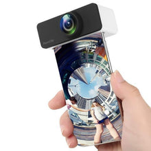 Load image into Gallery viewer, 360-Degree Panoramic Lens- iPhone X