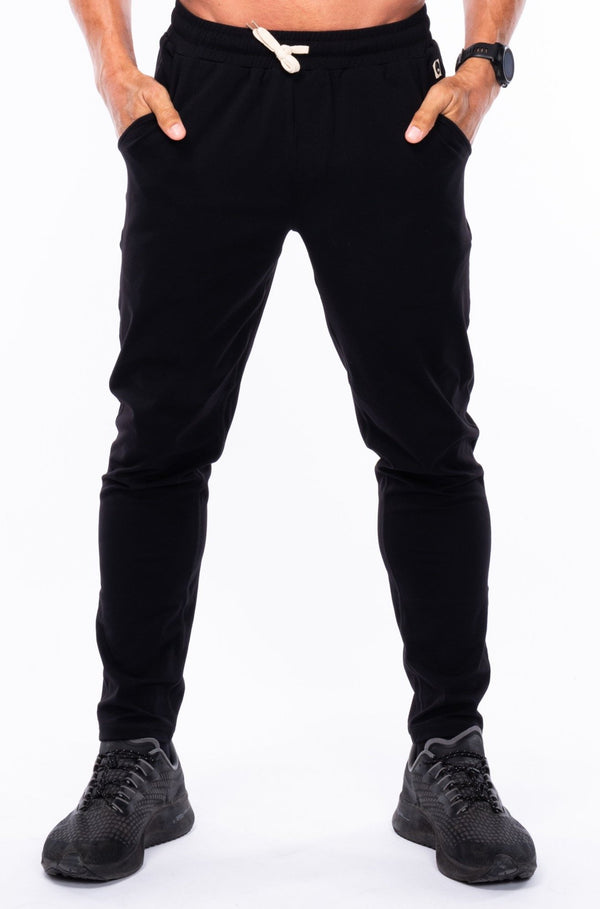 men's limitless jogger - black