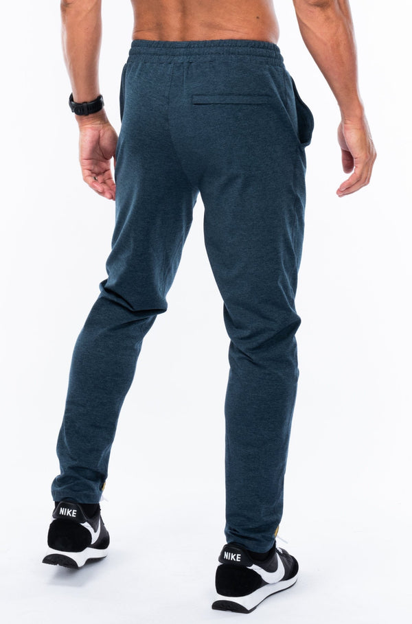 men's limitless jogger - indigo heather