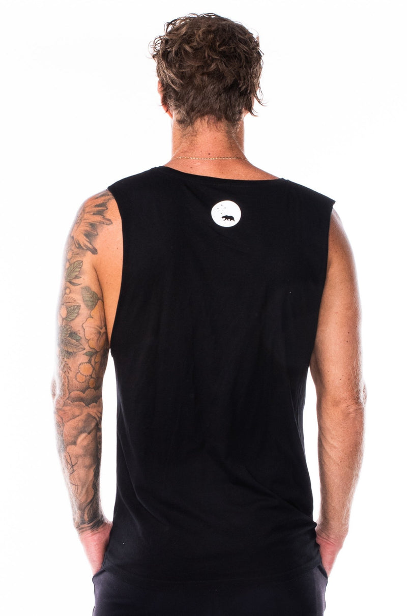 day for it tank - black