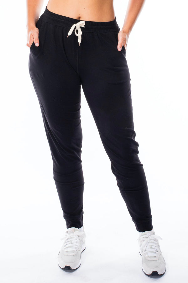 "Women's limitless jogger 28"" - black"