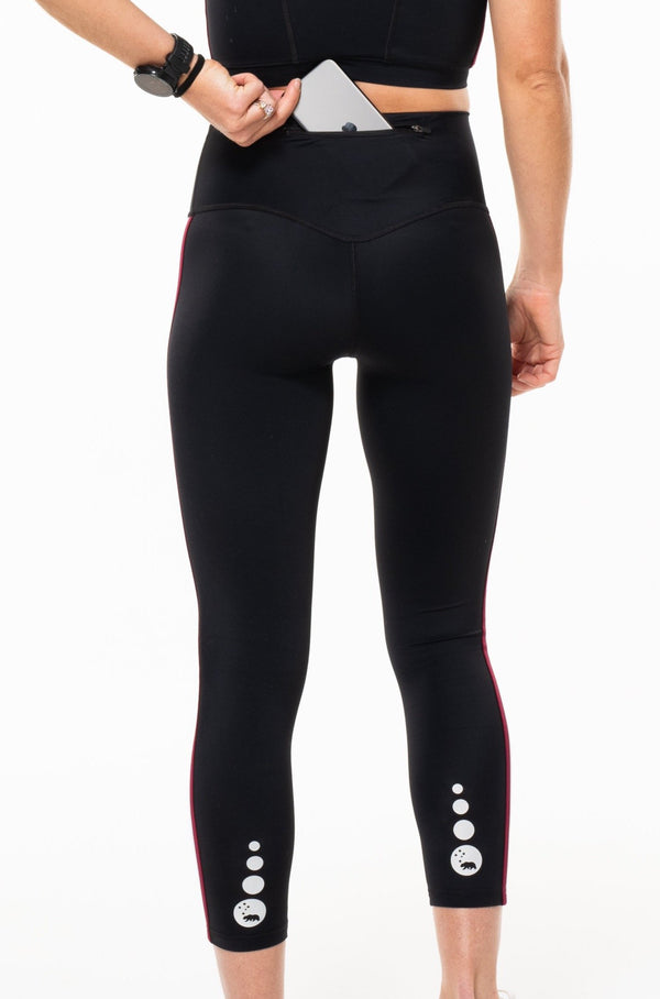 MALO EcoActive 7/8 tights - strata