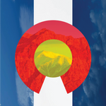 ColoRADo vinyl snowboard wrap - Norka Sports