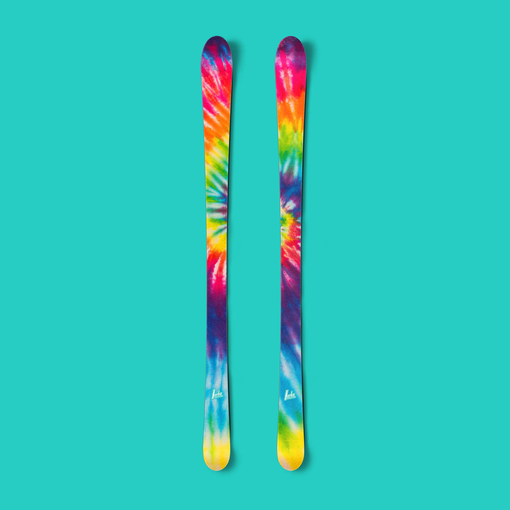 Woodstock vinyl ski wrap - Norka Sports