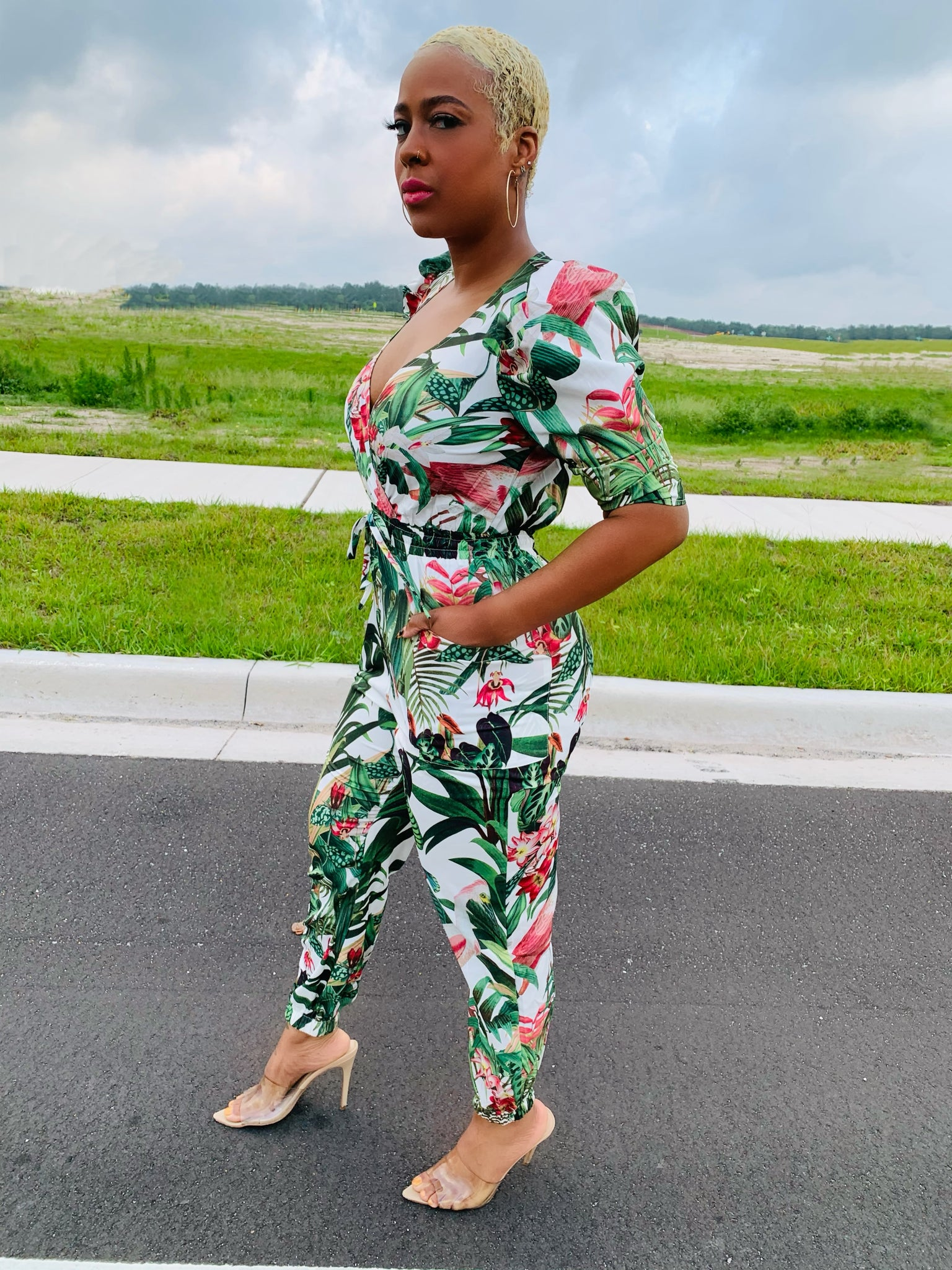 Brunch Babe | Jumpsuit