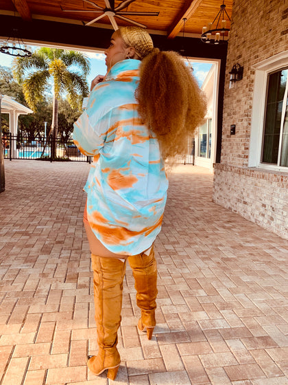 Sunset Dreams | Tunic