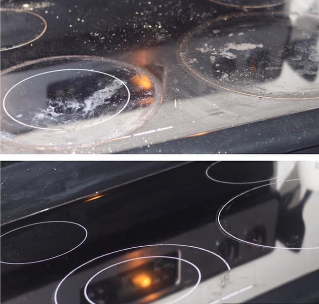What Is The Best Cleaner For Glass Top Stoves?