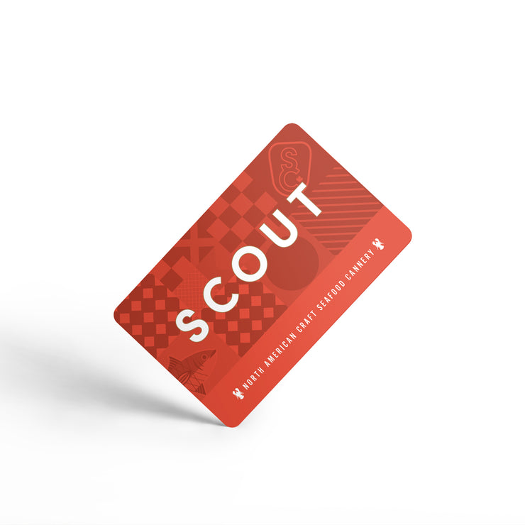 Scout Gift Cards