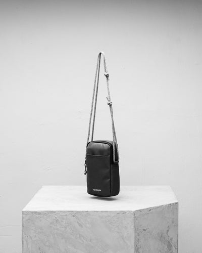 Tinbox 防潑水方形隨身包 - Backpacks & Bags - Inspired by Rock-climbing - Topologie Taiwan