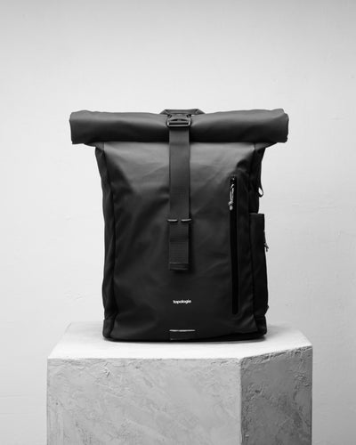 Rolltop 防潑水卷蓋背包 - Backpacks & Bags - Inspired by Rock-climbing - Topologie Taiwan