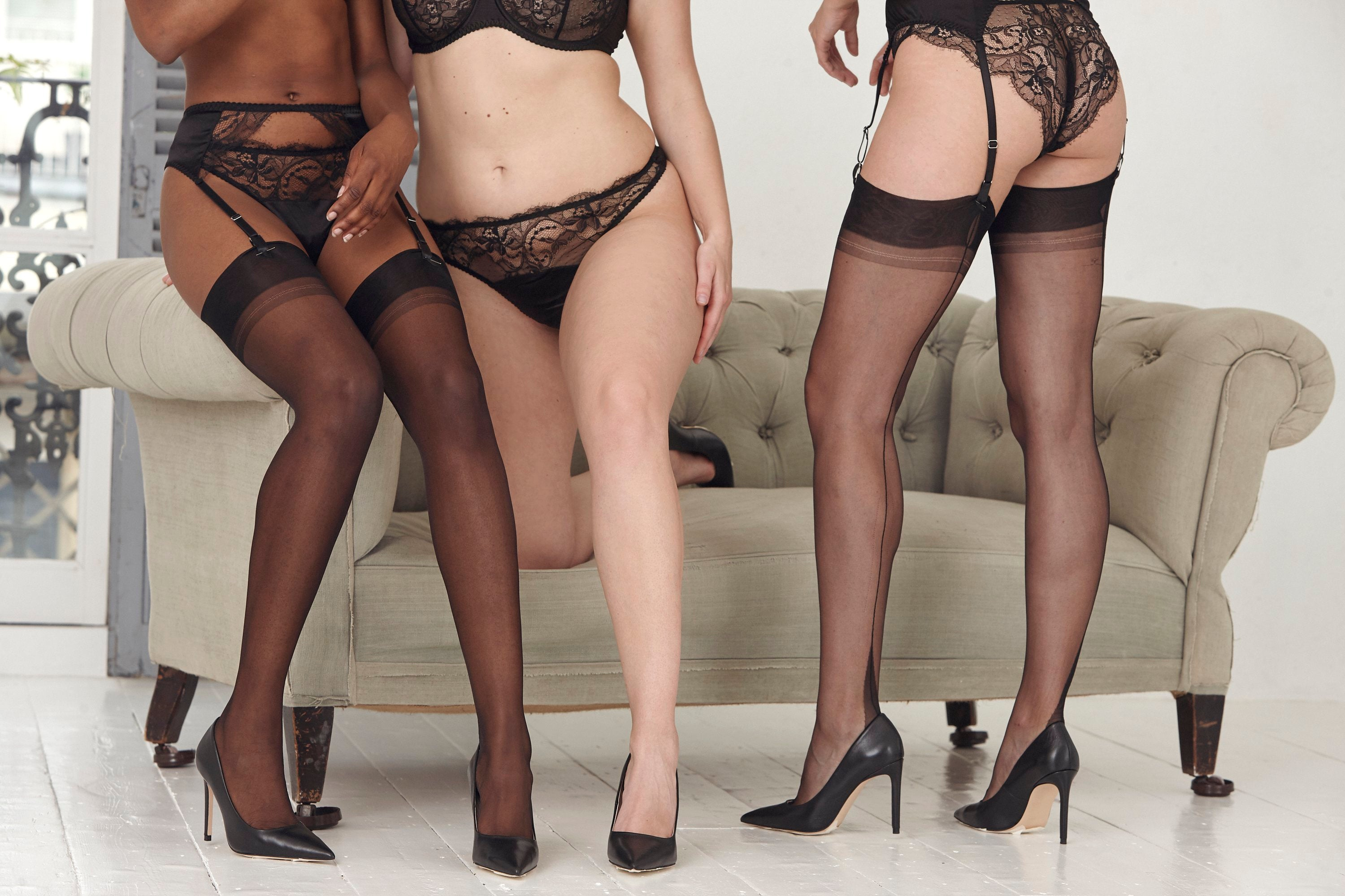How The Suspender Belt Can Be Your Every Day Luxury Fleur Of England