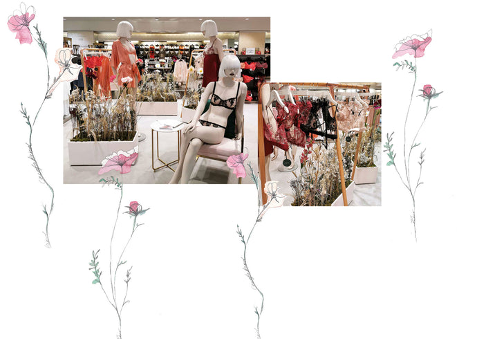 Harrods X Fleur of England Pop-Up launches