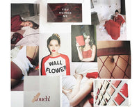 Fleur of England wallflower mood board