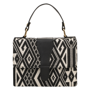 Black & White Handbag/Sling