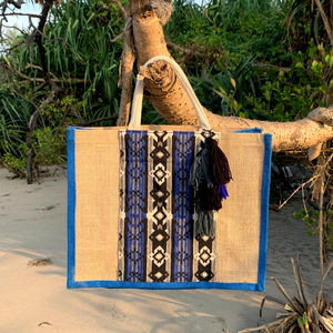Everyday Jhola Jute Bag