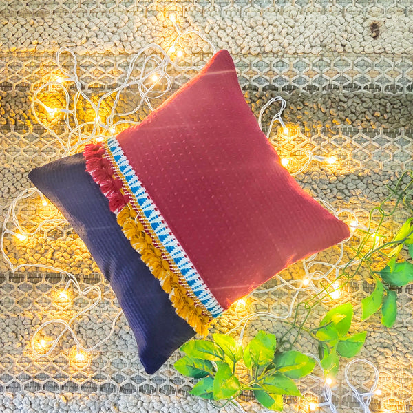 Artsy Autumn- Cushion Cover