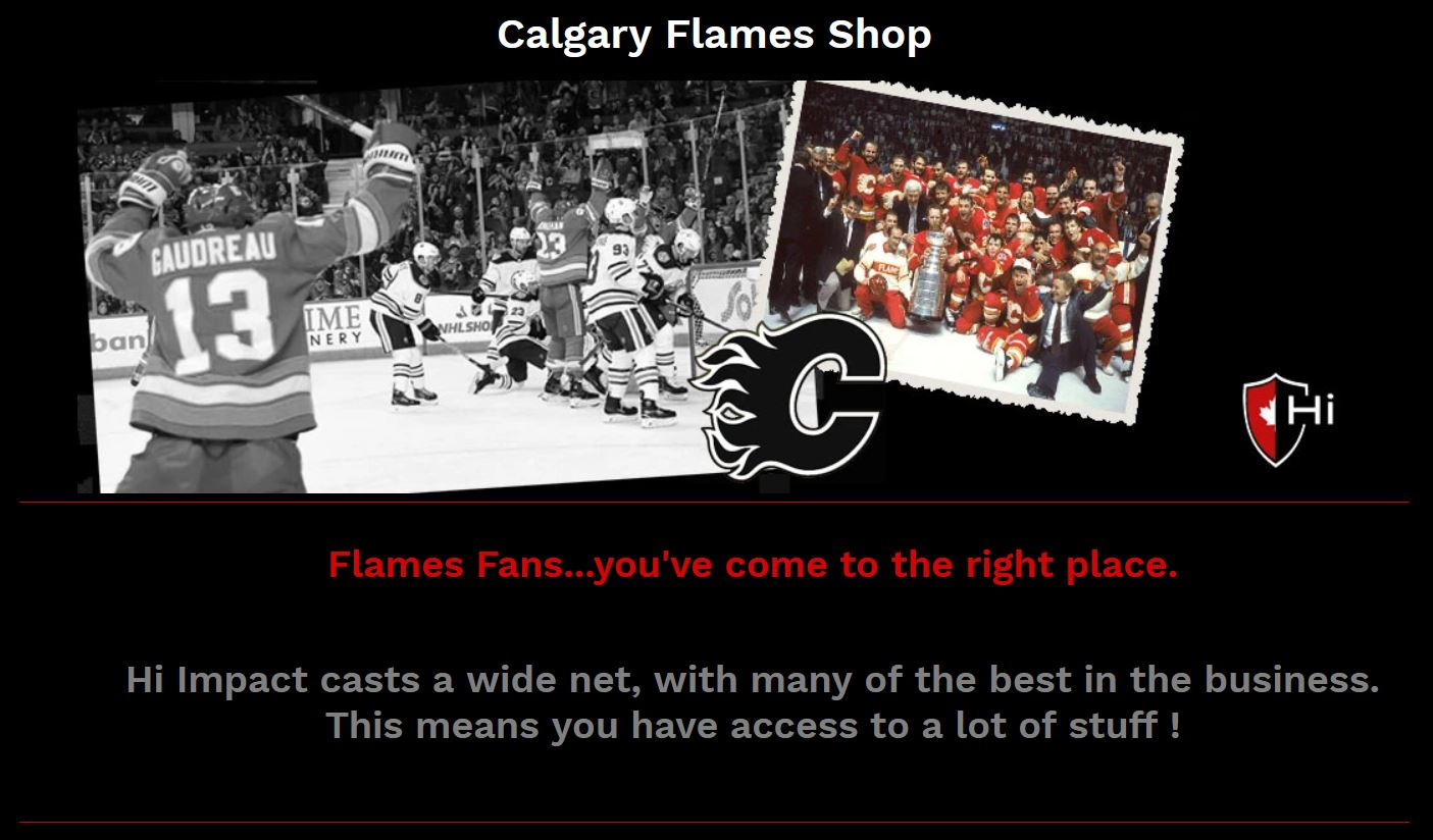 CALGARY FLAMES PICTURES
