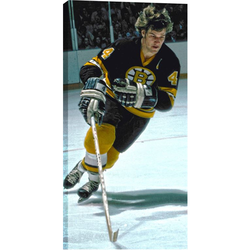 Bobby Orr - 14 x 28 Canvas Bruins
