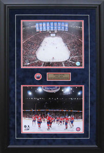 Last Game at Rexall Place - Framed photos