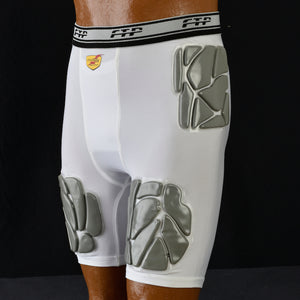 ZOOMBANG - 4 pad compression shorts - ADULT