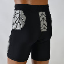 Load image into Gallery viewer, ZOOMBANG - 5 pad compression shorts - YOUTH