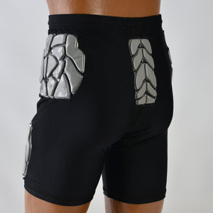 ZOOMBANG - 5 pad compression shorts - YOUTH