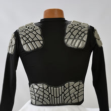 Load image into Gallery viewer, ZOOMBANG - 5 Pad Back/Shoulder/Deltoid Protective Shirt