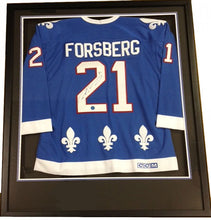 Load image into Gallery viewer, Sports hockey jersey box frame