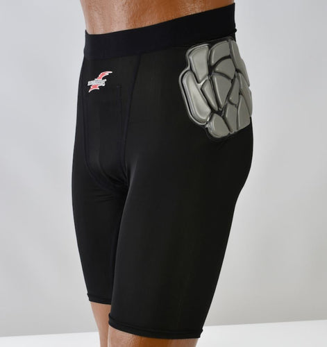 ZOOMBANG - Male Hip / Tailbone Pad - Shorts Adult