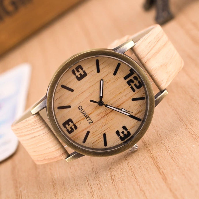 Holzwood Watch