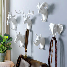 Load image into Gallery viewer, Zvierra Wall Hooks (Set of 6)