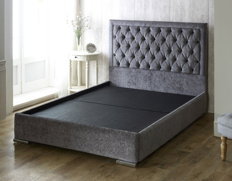 Chelsea Upholstered Bed Frame