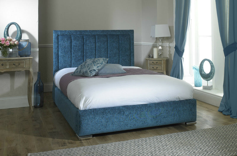 Java Upholstered Bed Frame