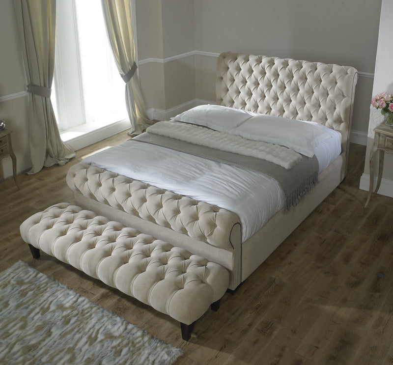 Park Lane Chesterfield Bed Frame