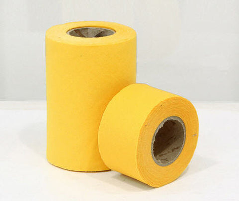 Cotton Bias - Simple Series Yellow -  10 Yards - in 4cm or 10cm - by the roll 88094