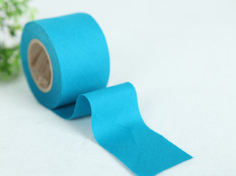 4 cm New Solid Series Cotton Bias - Bluebird - 10 Yard roll - 81443-045