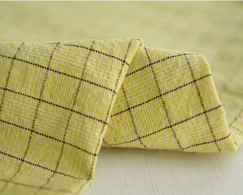 1.2 cm Plaid Cotton (43 x 36