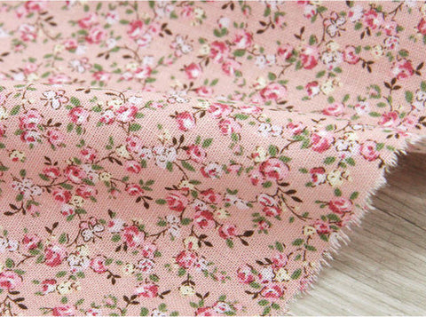 Cotton Linen Candy Flower - Pink - 57