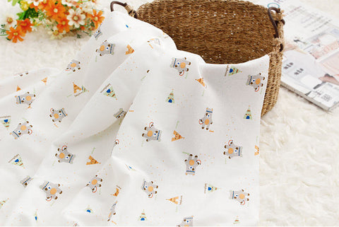 Indian Bears Cotton Knit - 74