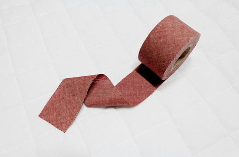 4 cm Cotton Bias - Red Wine - 12 Yard roll 86706