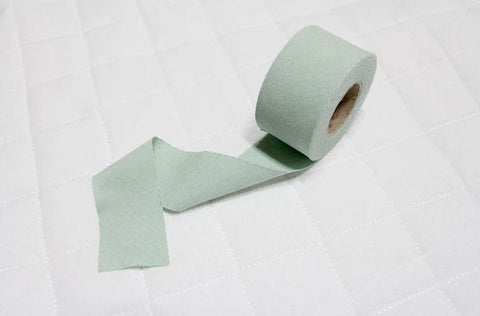 4 cm Cotton Bias - Mint - 12 Yard roll 86709