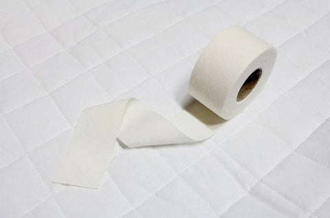 4 cm Cotton Bias - Natural - 12 Yard roll 86977