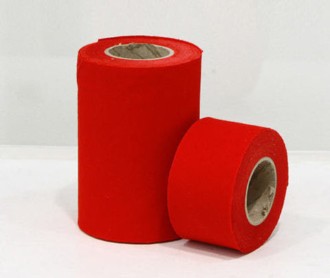 Cotton Bias - Simple Series Red -  10 Yards - in 4cm or 10cm - by the roll 88082